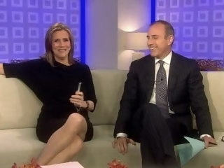 Meredith Vieira Upskirt In excess of The TODAY Show upskirt celebrity