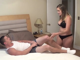 sister caught not will not hear of brother hd videos blowjob