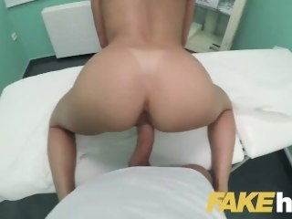 Shtick Infirmary Californian babe with sexy ass loves hard fucking from doctor big dick amateur