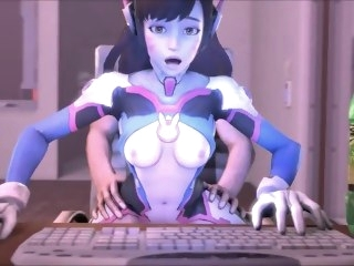 D.Va Collection compilation anal