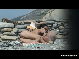 Fantastic Amateur Beach Sex Bonanza! beach amateur