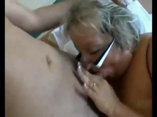 BBW Granny with big tits forth Hard Anal bbw amateur