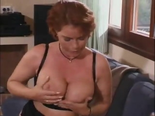 SKANDAL IN DER FAMILIE#7 - GERMAN - KIRA Red-hot - 3SOME -JB$R german old &