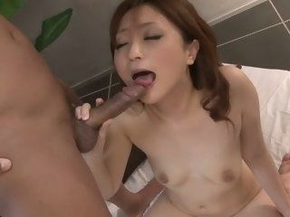 Rui Yazawa Well-built Hardcore Video creampie/nakadashi blowjob/fera