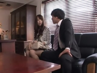 Yui Hatano Uncensored Hardcore Flick swallow сum blowjob