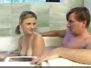 Teen Girl increased by abb� have fun less the bath mature hardcore