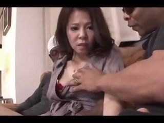 42yr old Japanese Cuckold Wife gets gang fucked by BBC japanese top rated