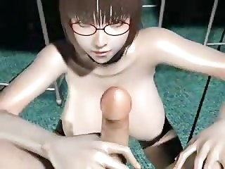 Umemaro 3D Lewd Bomb Bust Sissified Cram big tits big dick