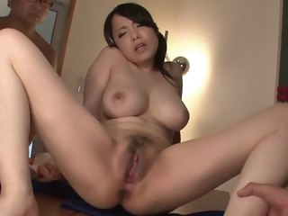 Surprising Japanese girl Miho Tsujii in Incredible JAV uncensored Big Tits video dildos/toys big tits