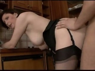 English boy fucks friend's hot mom mature hardcore
