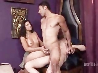 Hot androgynous sexual intercourse male bisexual