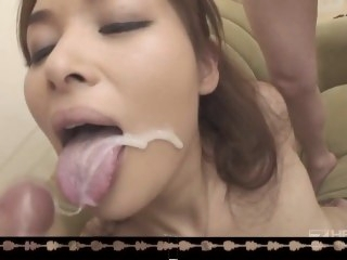 Cock Hero 6 minutes: Asian brunette amateur