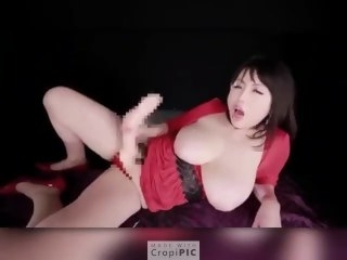 Dirty talking Horny Futanari big tits babe
