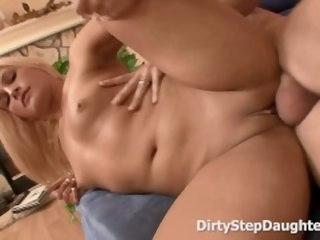 Ass Infringed And Pussy Fucked Stepdaughter And Uncle blonde dirtystepdaughter