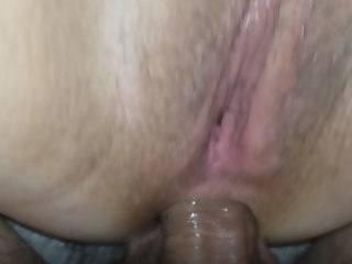 Sexy BBW anal lose one's heart to anal amateur