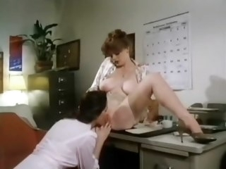 Vintage Hairy Broads Eat Pussy hairy lesbian