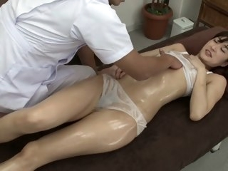 Imbecilic Japanese call-girl in Fearsome HD, Massage JAV video hd fetish