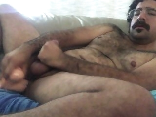 cumming approximately a big dildo in my ass solo male latino