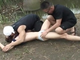 Awesome Asian homo guys approximately Awesome dildos/toys, handjob JAV clip group sex asian