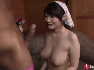 Well-endowed Japanese Teen Rie Tachikawa Gets Fucked hairy asian