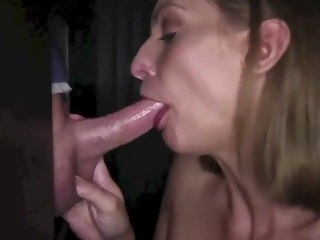 Madison Keys swallowing 12 scores @ a gloryhole like a champion! blowjob amateur
