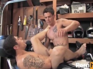 bad boy - Scene 3 gay blowjob