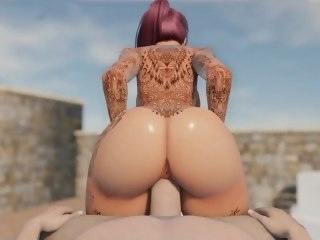 S.A.X. (SFM MV) compilation big ass
