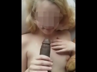 Innocent Tiny Teen Taking Her First BBC big dick amateur