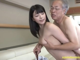 Jav Silhouette Ai Uehara Fucks Aged Ox On The Couch She Rides babe asian