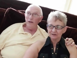 Grandma and grandpa regarding varlet top rated mature
