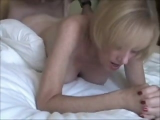 Mom and not say no to son hardcore cumshot