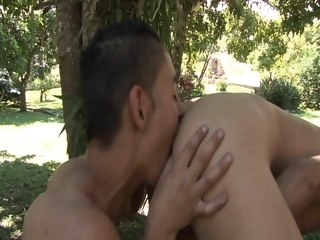 Trample Arse And In fine fettle Bonking Hose down - eBoys blowjob butt-fucking