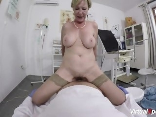 hairy granny pov fucked away from the brush doctor fetish big tits