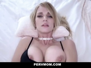 PervMom - Hot Cougar Gets Fucked by Young Neighbor blonde pervmom