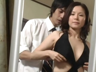 Beautiful Mother-in-law japanese mature