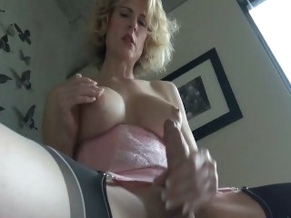 DTS01 LLGirdle-NylonStockings big tits big dick