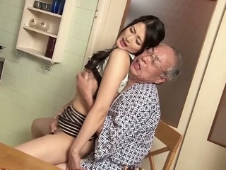 Fearsome Japanese model Risa Murakami in Foreigner oldie, showers JAV photograph oldie asian