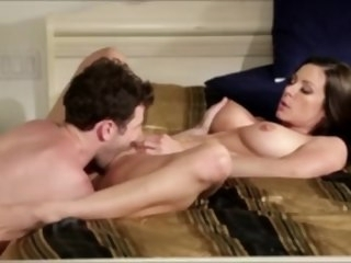 Amazing Step Female parent Kendra lust makes me happy step-mom big-tits
