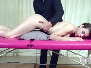 Yonitale: uncultivated massage with babe Dakota. P 1 instructional yonitale